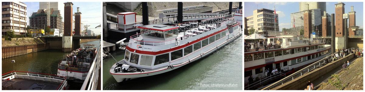 Bildleiste Hafenrundfahrt