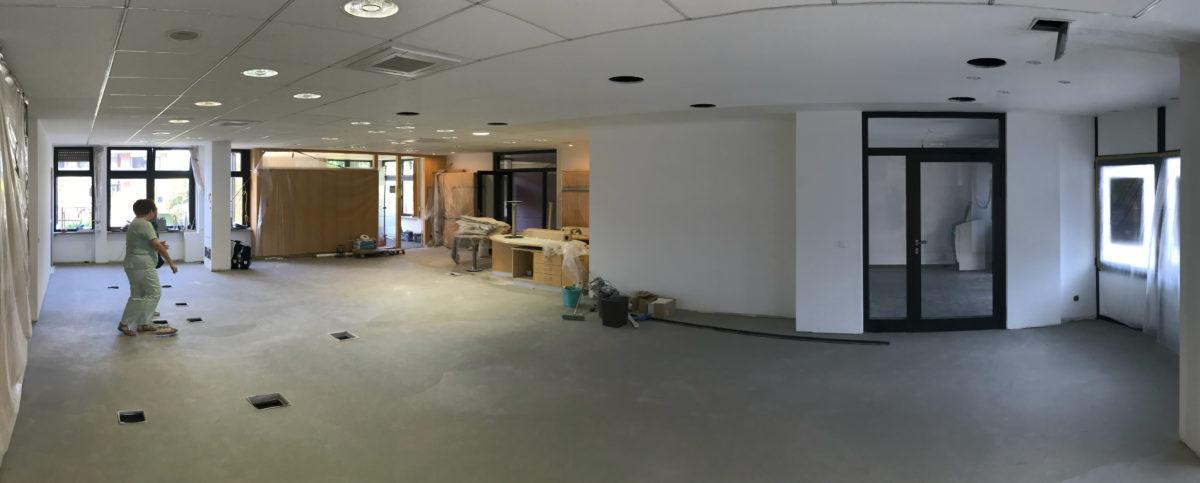 Neue Räume AWO Oberlar
